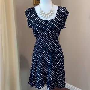 American Rag Cie Polka Dot Dress